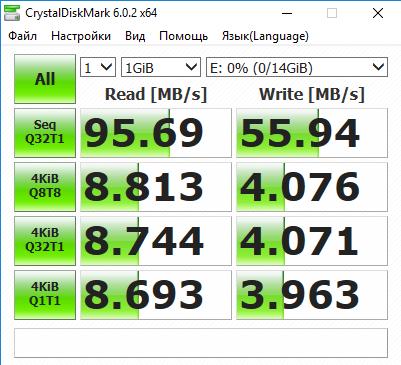 SDHC карта памяти Smartbuy 16GB UHS-I Class 10