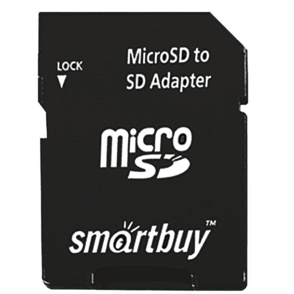 Адаптер SD для карт microSD
