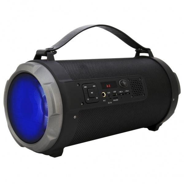 Портативная акустическая система Smartbuy BOOM MKII черная оптом
