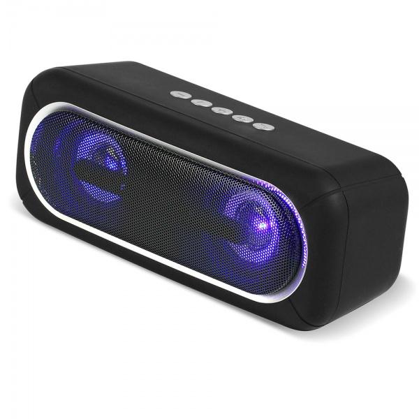Портативная акустическая система Smartbuy SATELLITE 2 черная оптом