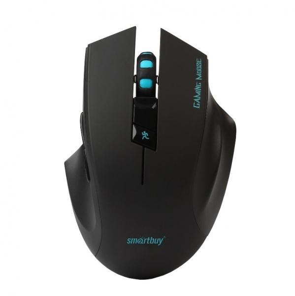 Мышь игровая беспроводная Smartbuy RUSH 706AG Black оптом