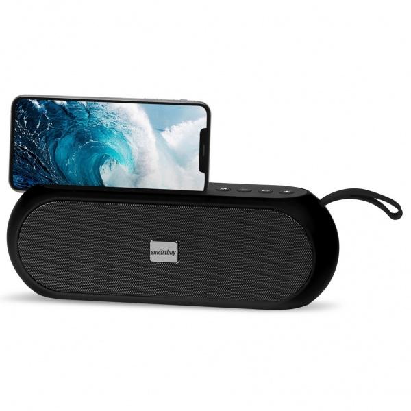 Акустическая система Smartbuy RADIO ACTIVE черная оптом