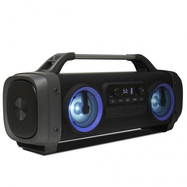 Портативная акустическая система Smartbuy VALKYR черная оптом
